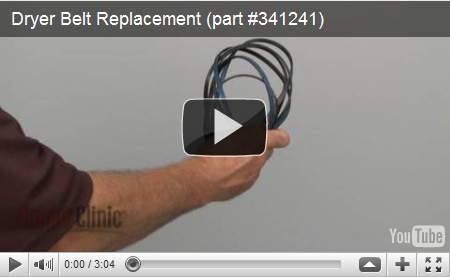 Common Appliance Repair Solutions - Maytag Dryer Belt Routing